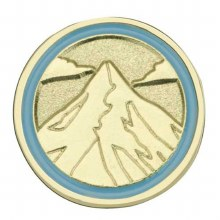 Daisy Journey Summit Award Pin