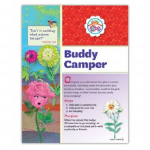 Daisy Outdoor Buddy Camper Badge Requirements