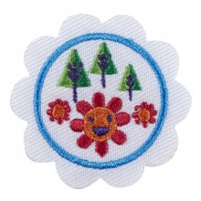 Daisy Outdoor Art Maker Badge Requirements