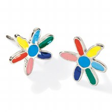 Daisy Petal Earrings