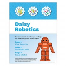 Daisy Robotics Badge Requirements