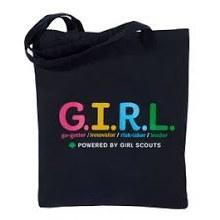 G.I.R.L. Tote bag