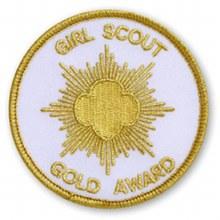 Gold Award Emblem