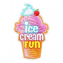 Ice Cream Fun Patch