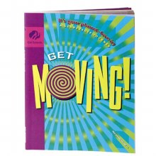 Junior Get Movin' Journey Book