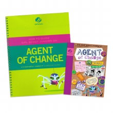 Junior Agent of Change & Adult Guide Journey Book Set