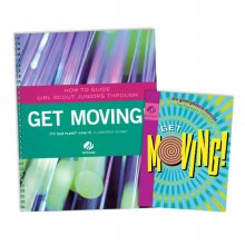 Junior Get Moving & Adult Guide Journey Book Set