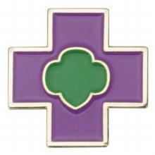 Junior Safety Award Pin