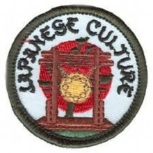 Japanese Culture Fun Patch