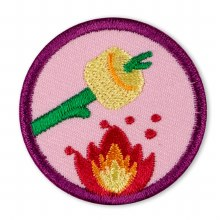 Junior Eco Camper Badge