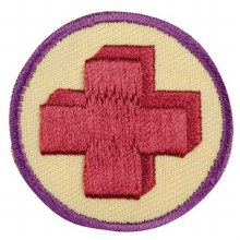 Junior First Aid Badge