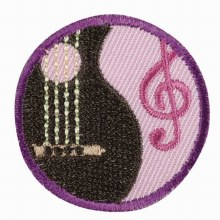 Junior Musician Badge