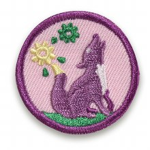 Junior Outdoor Art Explorer Badge