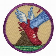 Junior Practice with Purpose Badge