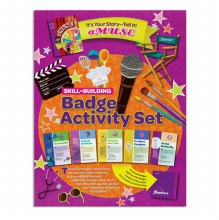 Junior It's Your Story Badge Activity Set