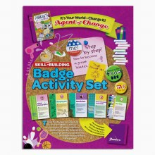 Junior It's Your World Badge Activity Set