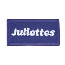 JULIETTES PATCH