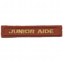 Junior Aide Award Patch