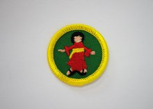 Junior Kokeshi Badge