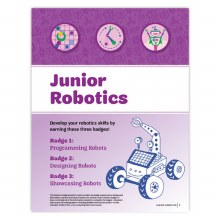 Junior Robotics Badge Requirements