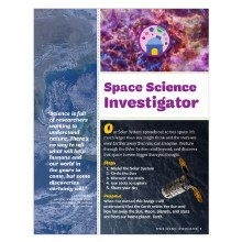 Junior Space Science Investiga