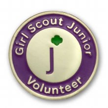 Junior Volunteer Pin