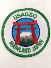 USAGSO Mainland Japan Fun Patch