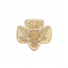 Miniature Girl Scout Traditional Membership Pin