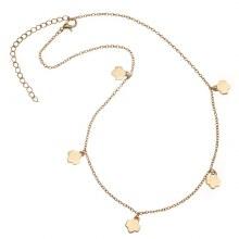 Mini Trefoil Necklace