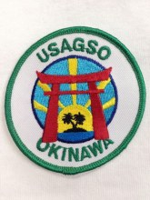 USAGSO Okinawa Fun Patch