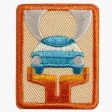 Senior Car Care Badge