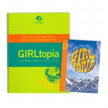 Senior Girltopia & Adult Guide Journey Book Set