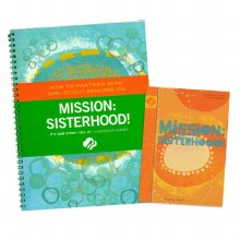 Senior Mission: Sisterhood & Adult Guide Journey Book Set