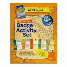 Senior It's Your World Badge Activity Set