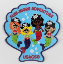 Sum-More Adventure Fun Patch