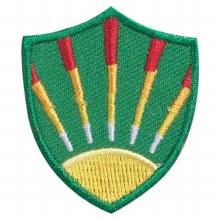 Sun Troop Crest