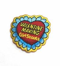Valentine Making Fun Patch