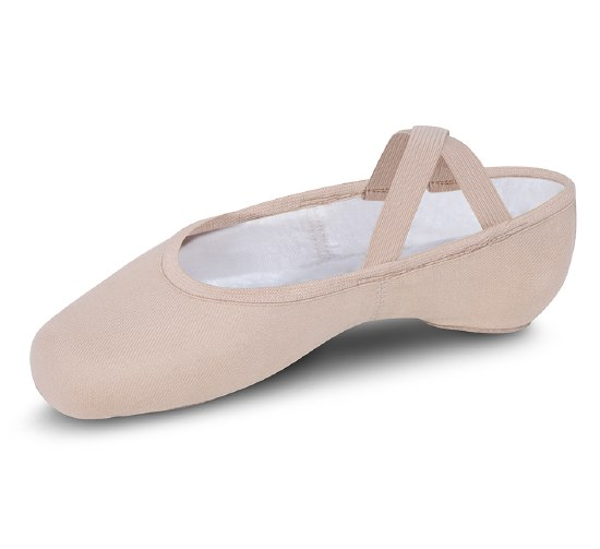 Bloch Performa Stretch Ballet  SO284L TPK 8.5