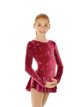 Mondor Born to Skate Glitter Dress 2723C 8-10 MQ