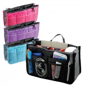 Dasha Organizer Bag 4830 O/S BLK