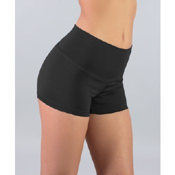 Covalent Activewear Adult Shorts 5105 XS BLK