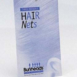 Bunheads Hair Net BH 421 O/S LTBRO