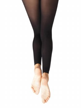 Capezio Footless Tight 1917 S/M BLK