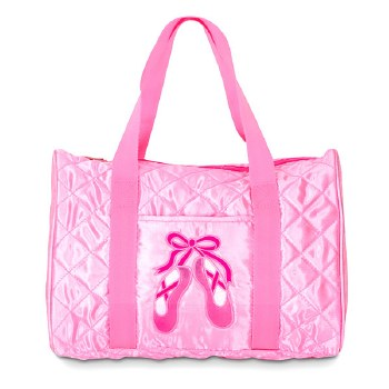 Danshuz  Quilted Ballet Bag