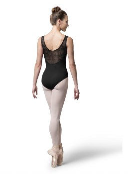 Bloch Scoop Back Tank Leo  L4815 XL K