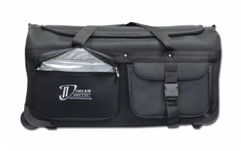 Dream Duffel  Large Rolling Duffel