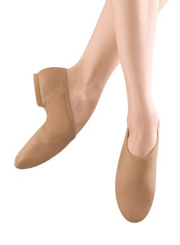 Bloch Neo Flex Slip On  SO495L TAN 4