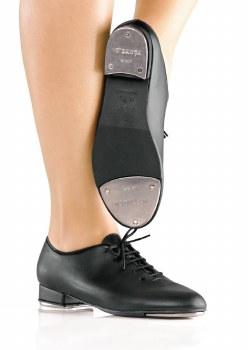 So Danca Lace Up Tap Shoe TA04 BLK 9
