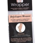 Body Wrappers Ankle Band WRAP1 O/S TPK