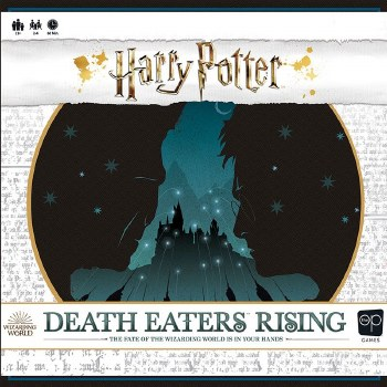 Harry Potter Death Eeaters Rising English